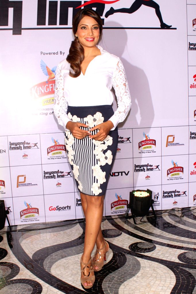 Actress Bipasha Basu at an event  ``Beyond The Finish Line``, (an evening to celebrate the Joy of Sporting excellence with India`s unsung heroes) organised by Procam International & Go - Bipasha Basu