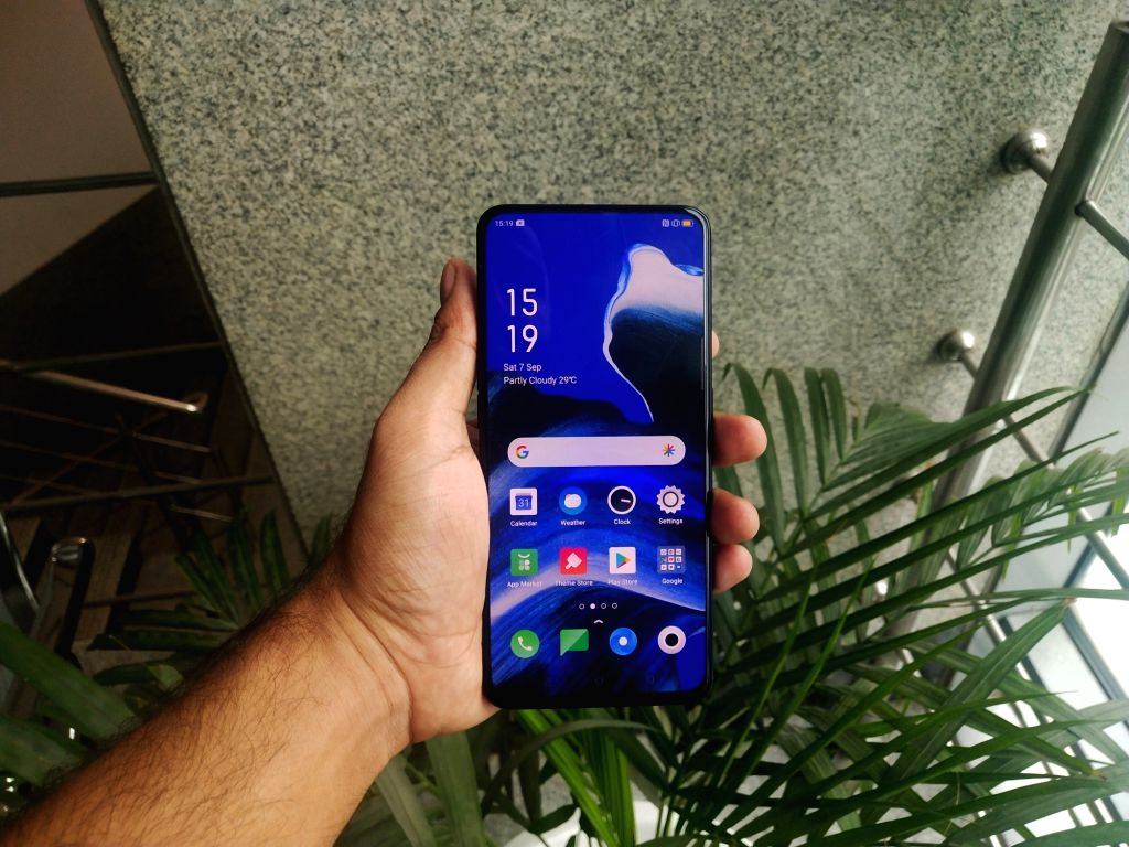 New Delhi: After the initial success to Reno 10x Zoom, Chinese smartphone manufacturer OPPO has launched Reno 2 series -- Reno 2 (20x digital zoom), Reno 2Z and Reno 2F -- before Diwali in India that pack quad rear cameras, pop-up selfie camera and a