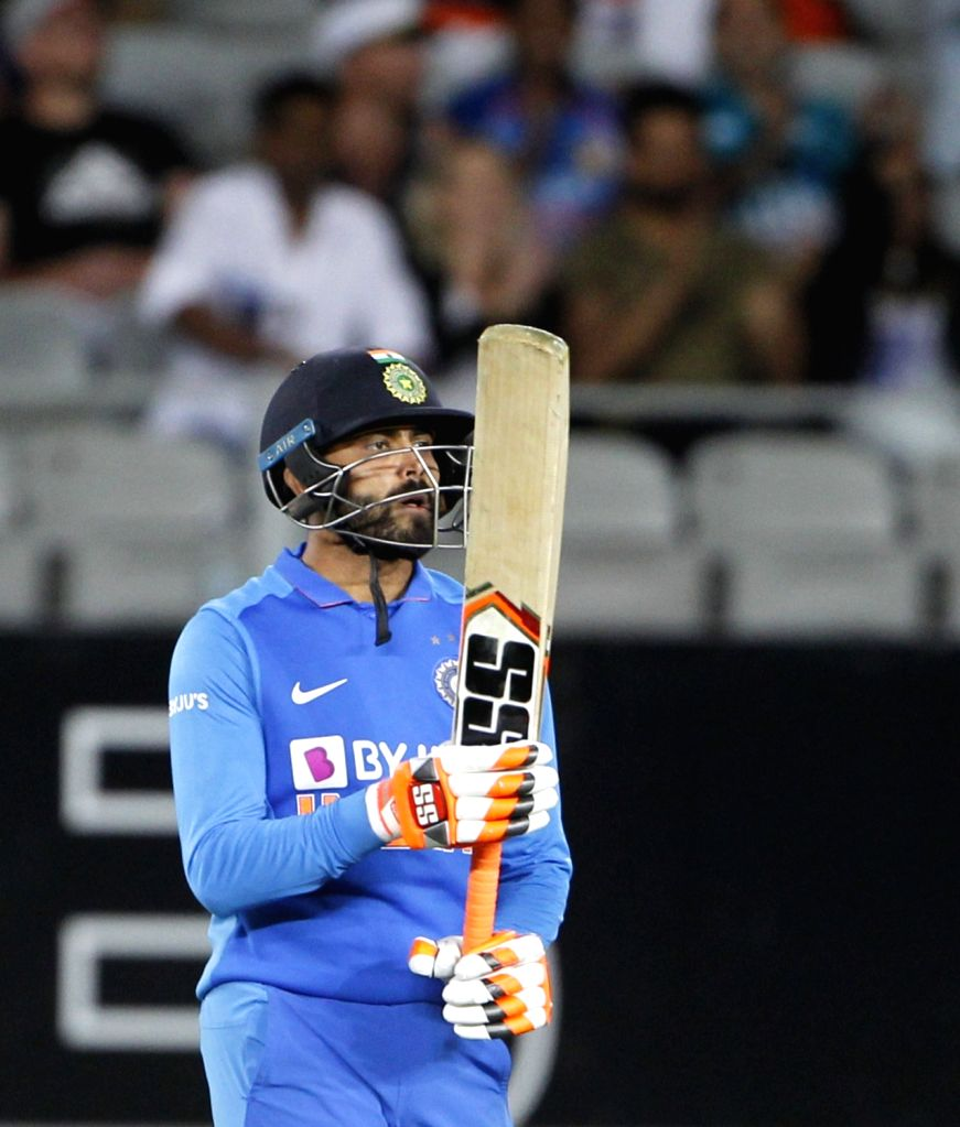 New Delhi, April 13 (IANS) The coronavirus outbreak has seen the world come to a standstill and Ravindra Jadeja gave perfect example of the same when he told former England skipper Michael Vaughan how he cannot get the grass in his lawn cut due to th - Ravindra Jadeja
