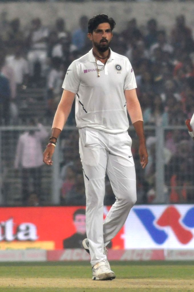 New Delhi, April 15 (IANS) Fast bowler Ishant Sharma said that he can't pick between his seven-wicket haul at Lord's in 2014 and the fifer he took in India's maiden pink ball Test against Bangladesh in November 2019. - Ishant Sharma