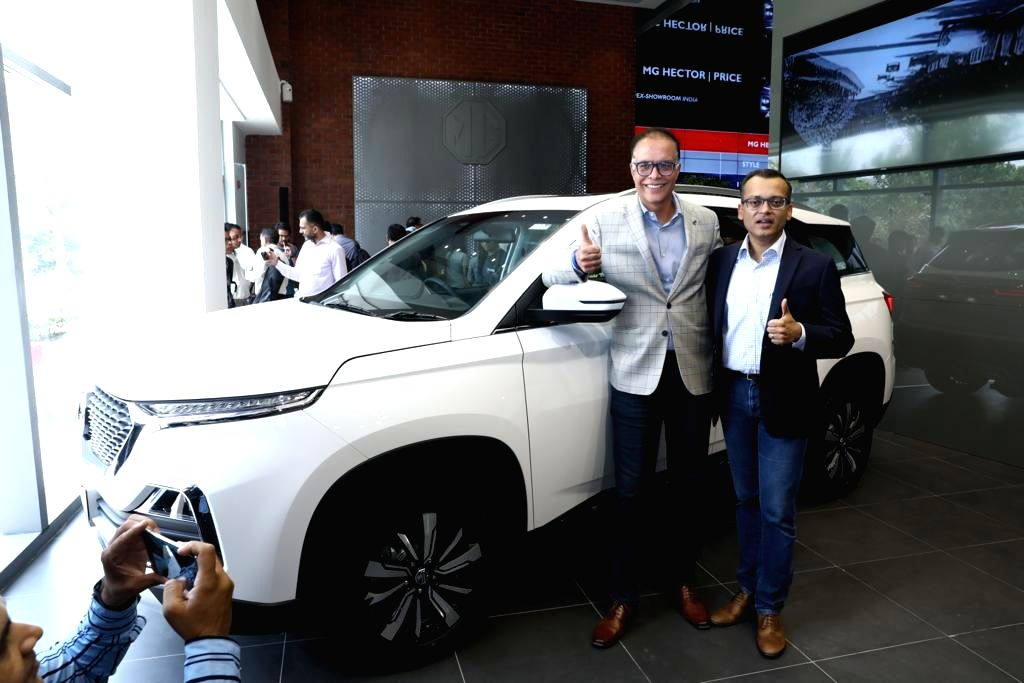 New Delhi, April 22 (IANS) Automobile manufacturer MG Motor India on Wednesday said that it will provide 100 MG Hector SUVs to doctors, medical staff, police and local government officials for community service across the country, till the end of May