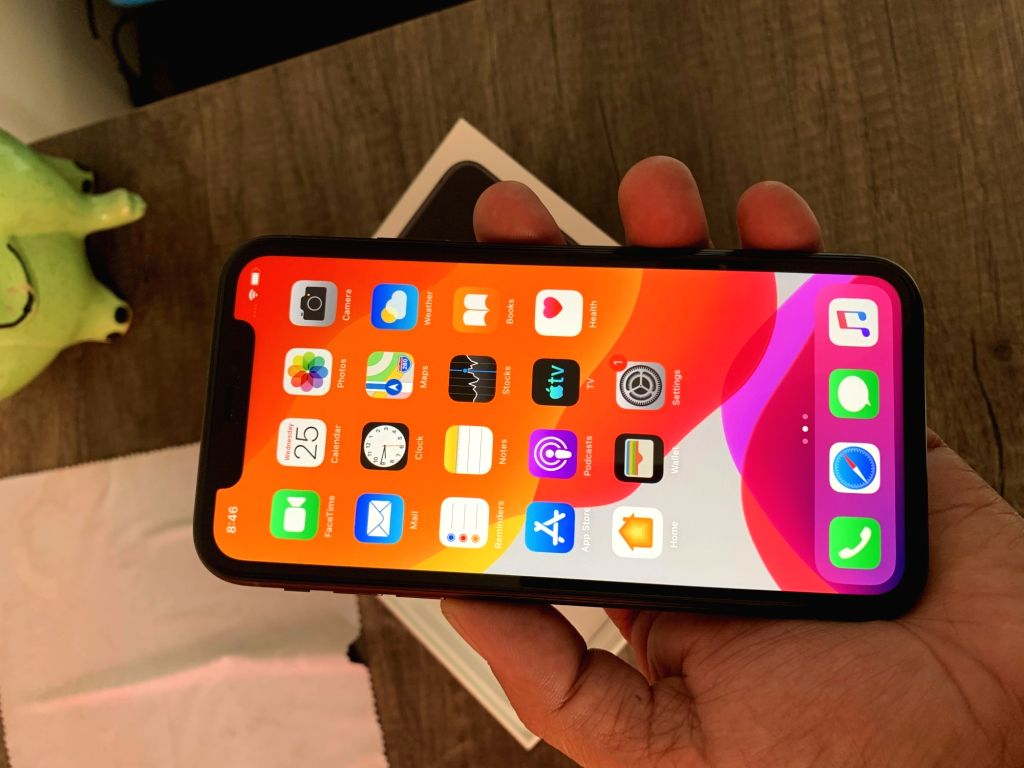 New Delhi: Buoyed by the thumping response to the iPhone XR, Apple has once again hit the price-conscious Indian market with iPhone 11 -- starting at Rs 64,900 which is Rs 12,000 cheaper than the launch price of iPhone XR last year. With HDFC cards,