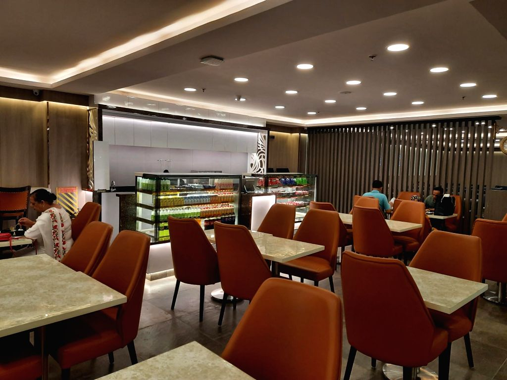 New Delhi: Executive lounge prepared for passengers on the lines of airport at railway station, special facilities will be available