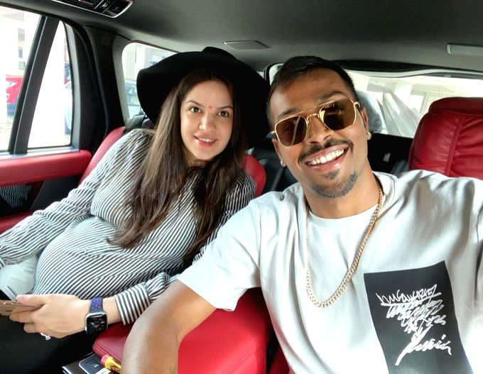 New Delhi, July 30 (IANS) Indian all-rounder Hardik Pandya and Natasa Stankovic have been blessed with a baby boy, the 26-year-old announced via his social media handle. Wishes poured in for the new parents from the cricket fraternity.