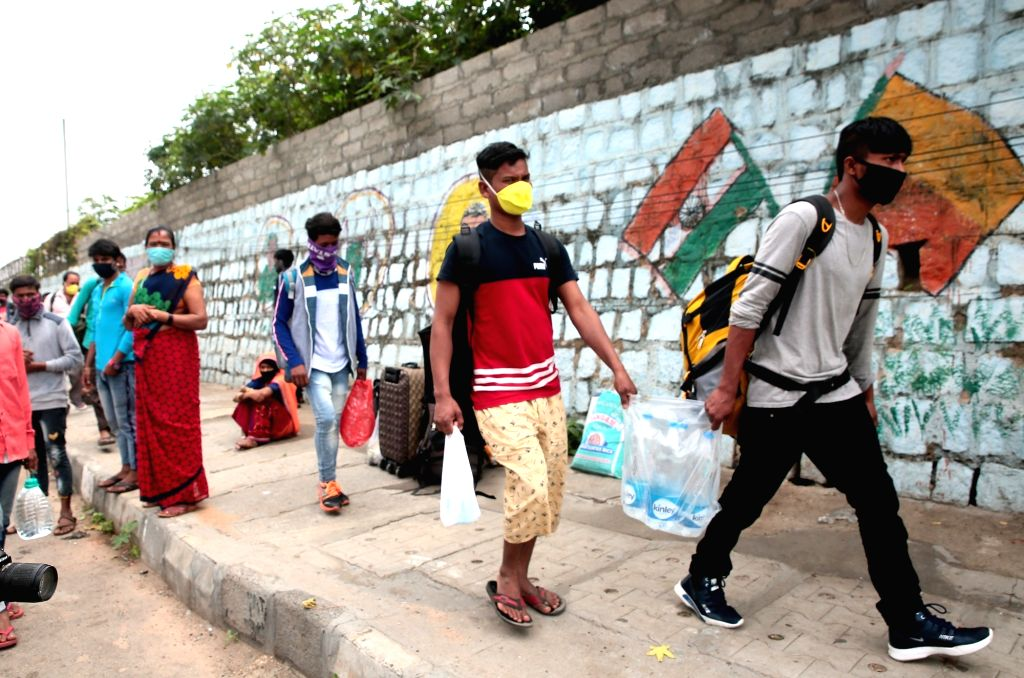 New Delhi, July 31 (IANS) The Supreme Court said on Friday that the Maharashtra government should take steps to ensure that migrant workers still waiting to return to their native places are sent back at an early date.