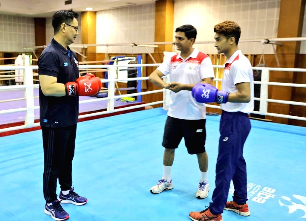 New Delhi, July 4 (IANS) A full training camp for boxers is likely to start on August 1 at the National Institute of Sport (NIS) in Patiala, according to men's boxing High Performance Director Santiago Nieva. NIS allowed for the boxers to return to t