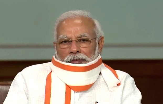 New Delhi, July 4 (IANS) Prime Minister Narendra Modi, here on Saturday, launched the Digital India AatmaNirbhar Bharat Innovate Challenge to identify the best Indian apps, already being used by citizens and have the potential to scale up and become  - Narendra Modi