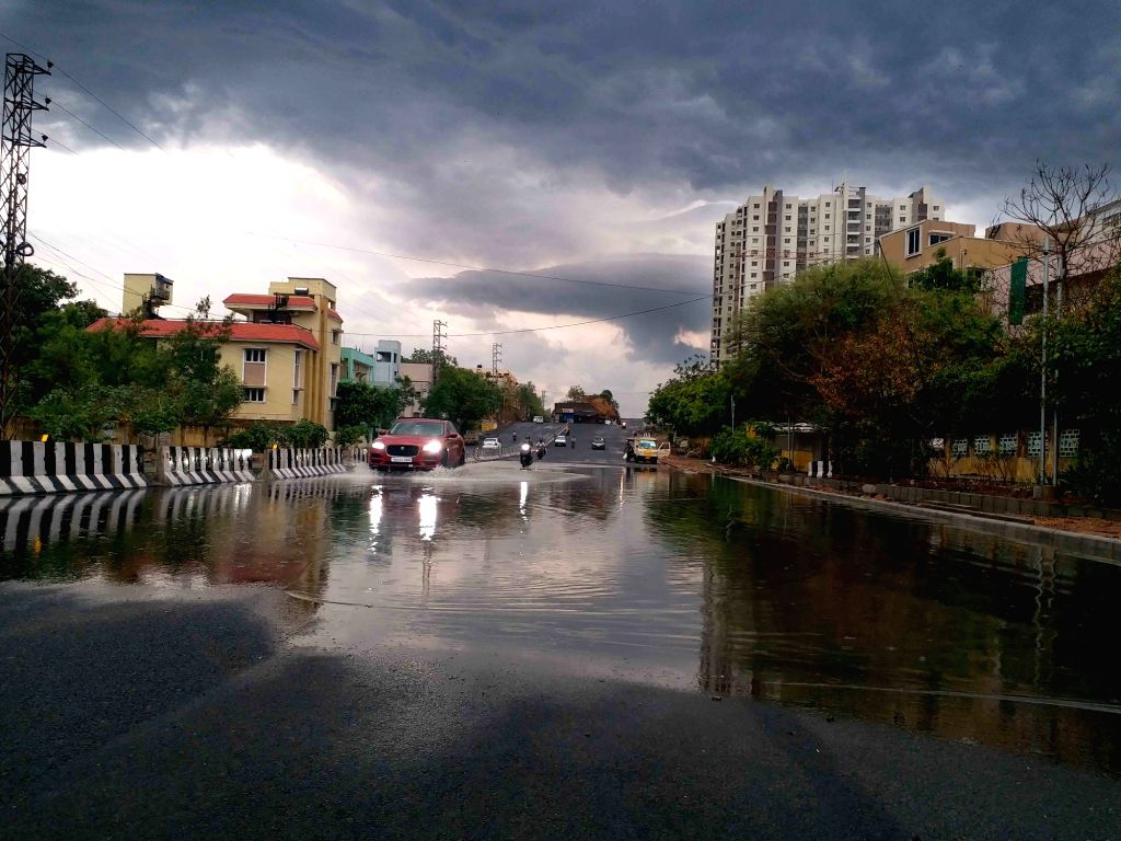 New Delhi, June 1 (IANS) The Southwest monsoon arrived in India on Monday with heavy rainfall over several places in Kerala, marking the commencement of the four-month long rainfall season, the India Meteorological Department said.