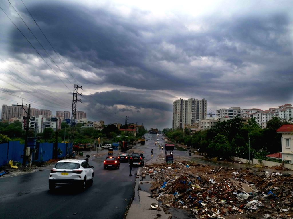 New Delhi, June 1 (IANS) The Southwest Monsoon arrived in Kerala on Monday as predicted by the India Meteorological Department bringing heavy rains to several parts in the state and marking the commencement of the four-month long rainfall season in t