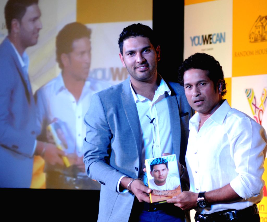 New Delhi, June 10 (IANS) Yuvraj Singh retired from professional cricket exactly a year ago. At his peak, he was part of an Indian dressing room that included the likes of Sachin Tendulkar, Virender Sehwag, Rahul Dravid and M.S. Dhoni among others.  - Sachin Tendulkar, Rahul Dravid and Yuvraj Singh