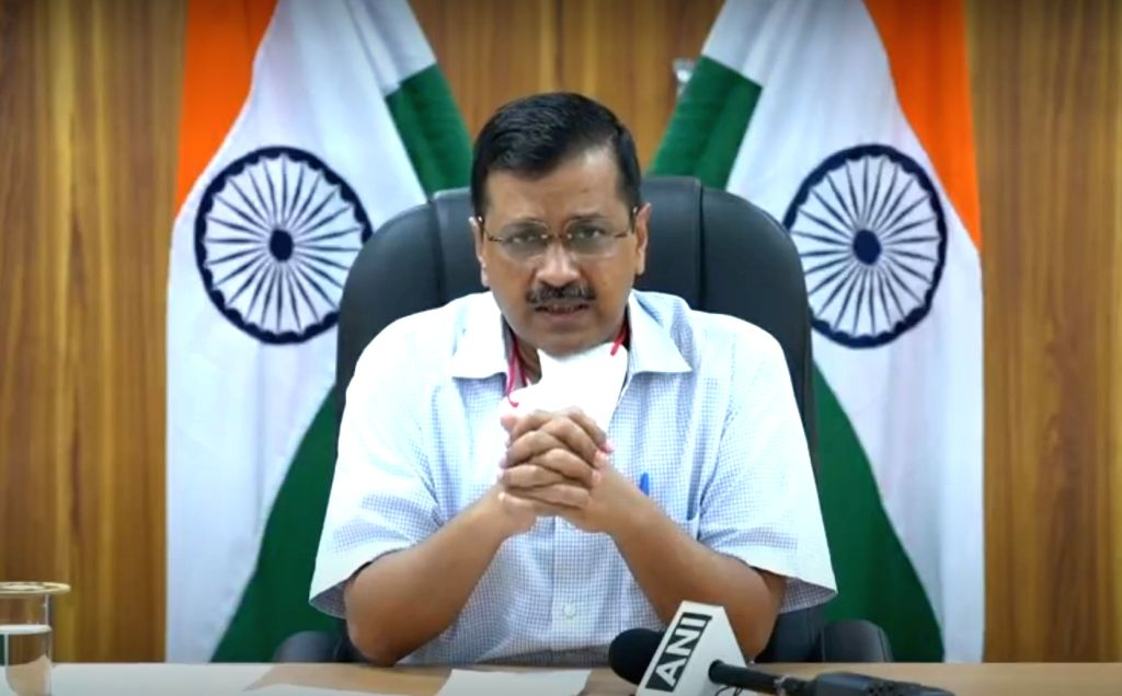 """New Delhi, June 12 (IANS) Soon after the Supreme Court came down hard on the Arvind Kejriwal government on Friday over its handling of the Coronavirus pandemic, terming it """"horrendous, horrific and pathetic"""", the BJP claimed Delhi's health infrastruc - Arvind Kejriwal"""