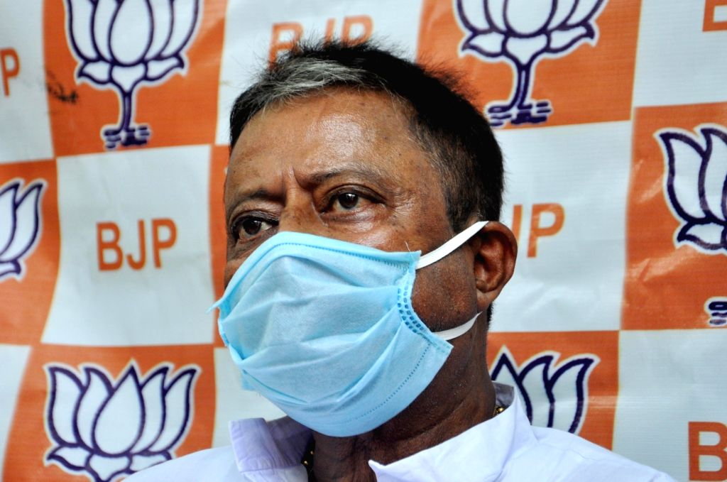 New Delhi, June 14 (IANS) He was once the most trusted lieutenant of West Bengal Chief Minister Mamata Banerjee, who switched to the BJP and is credited with bringing a horde of TMC MLAs, MPs and Municipal councillors to the saffron party. But now, M - Mamata Banerjee and Mukul Roy
