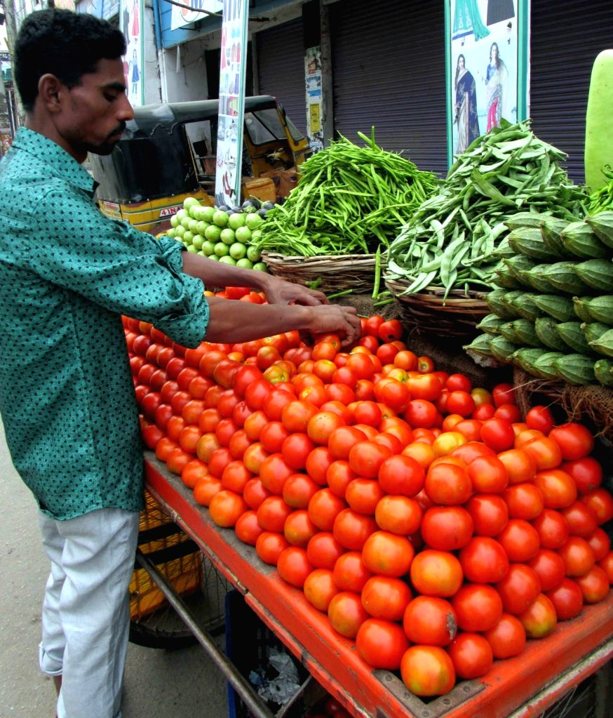 New Delhi, June 17 (IANS) Ever since the government announced Unlock 1.0, vegetables' supply and demand along with their prices have increased. According to the rate list of the Agriculture Produce Market Committee (APMC) of Azadpur Mandi here, the w