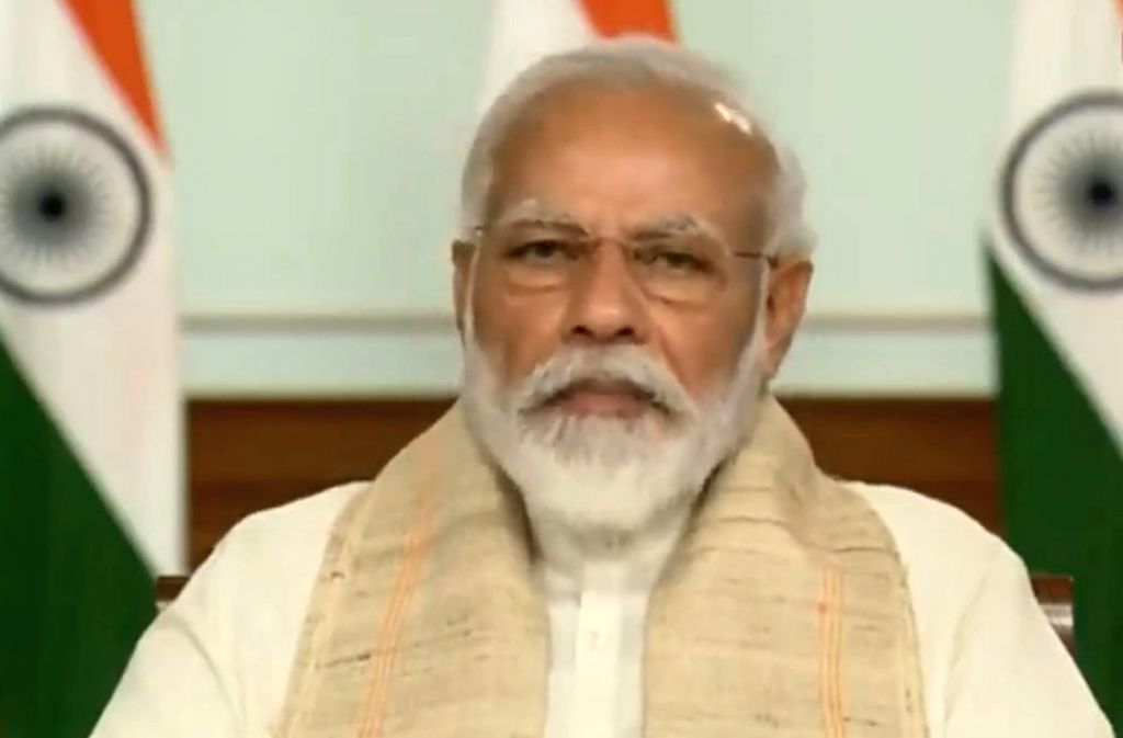 New Delhi, June 17 (IANS) Prime Minister Narendra Modi has called an all-party meeting on June 19 amid rising concerns after 20 Indian soldiers including an officer were killed in the Galwan Valley of Ladakh during a violent face-off with Chinese for - Narendra Modi