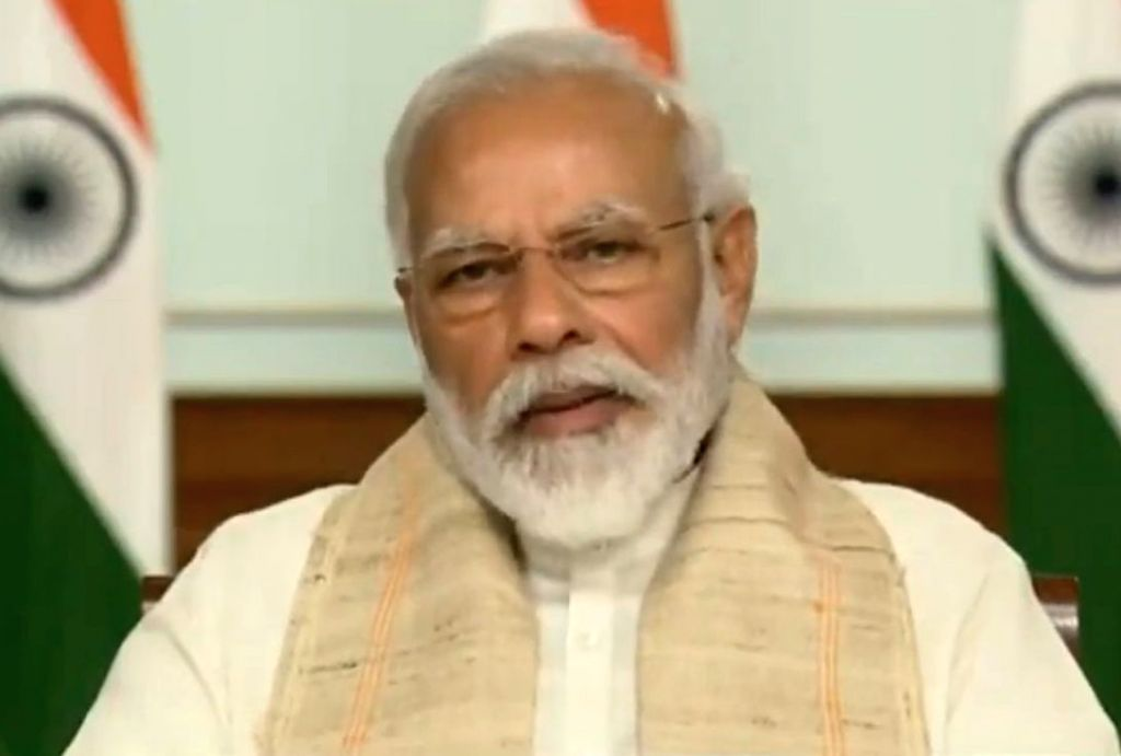 """New Delhi, June 17 (IANS) Prime Minister Narendra Modi on Wednesday rubbished all speculations of reimposition of lockdown, calling all Chief Ministers to """"fight rumours"""", as he asked states and Union Territories to get ready for Unlock 2.0 while bei - Narendra Modi"""