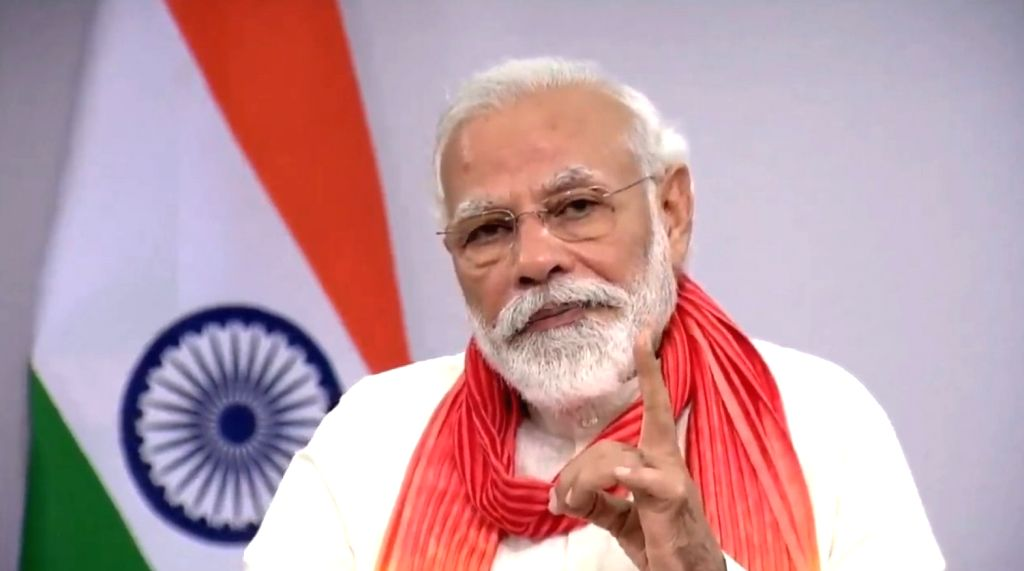 New Delhi, June 25 (IANS) On the occasion of the 45th anniversary of Emergency, Prime Minister Narendra Modi on Thursday paid tributes to the people who fought for the protection of democracy in India, saying the country will never forget their sacri - Narendra Modi
