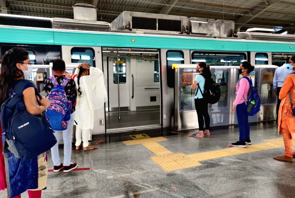 "New Delhi, June 5 (IANS) Around 20 staff members of Delhi Metro Rail Corporation (DMRC) are COVID positive, an official said on Friday. ""Around 20 staff members of Delhi Metro Rail Corporation (DMRC) have tested positive for COVID-19. All of them are"