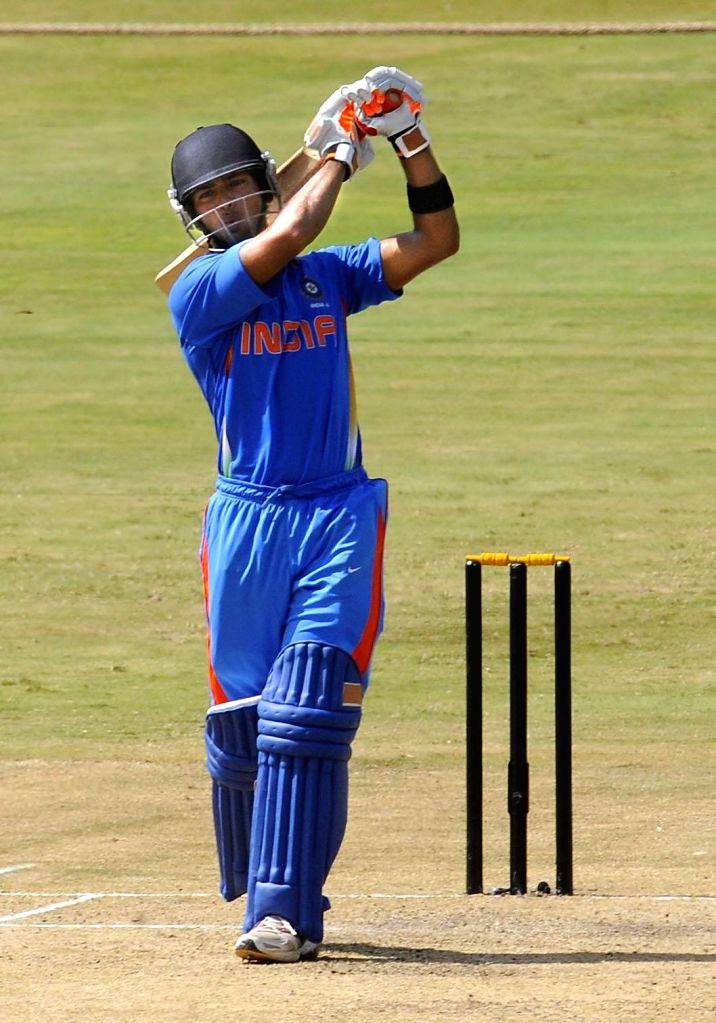 New Delhi, June 7 (IANS) Unmukt Chand was once touted as a player who could follow current India captain Virat Kohli's footsteps and become a regular with the national team. However, he could not fulfil his potential in the years since he led India t - Virat Kohli
