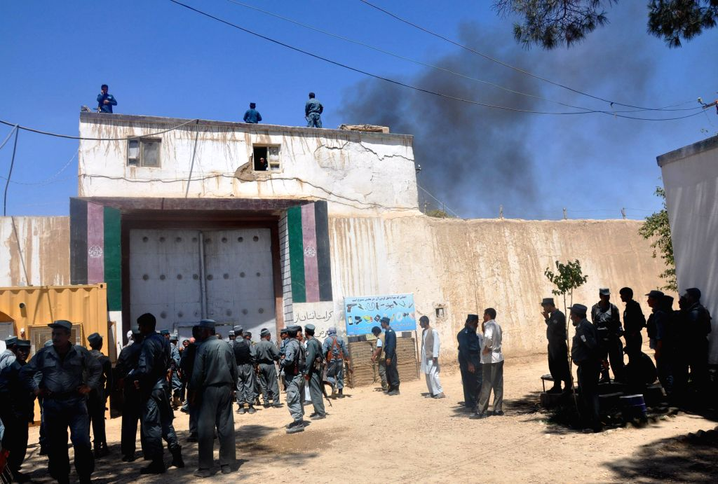 New Delhi/Kabul, April 13 (IANS) The Afghanistan government has so far released over 350 Taliban prisoners out of the 5,000 it committed to free under the US-Taliban peace deal to end the 18-year-old war. The Taliban on Sunday claimed to have release