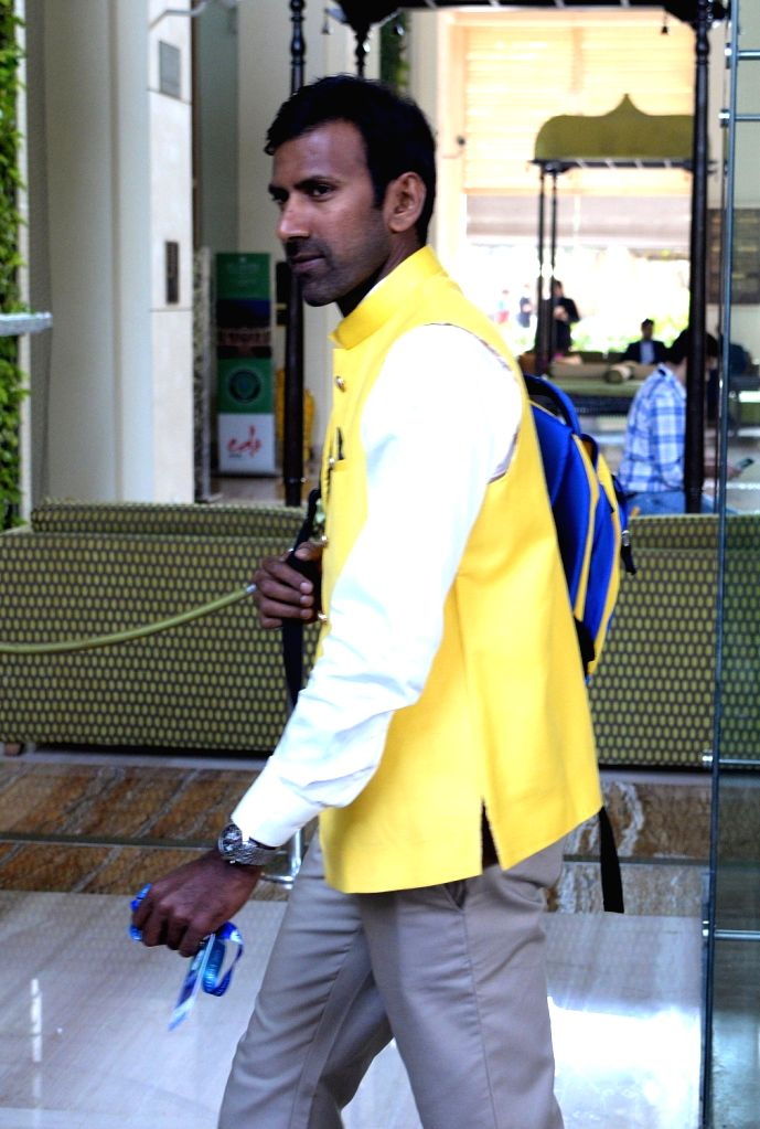 New Delhi, March 30 (IANS) The outbreak of the coronavirus saw the Chennai Super Kings training camp being called off and skipper M.S. Dhoni returning home from Chennai. But CSK bowling coach Lakshmipathy Balaji said that the former India skipper loo