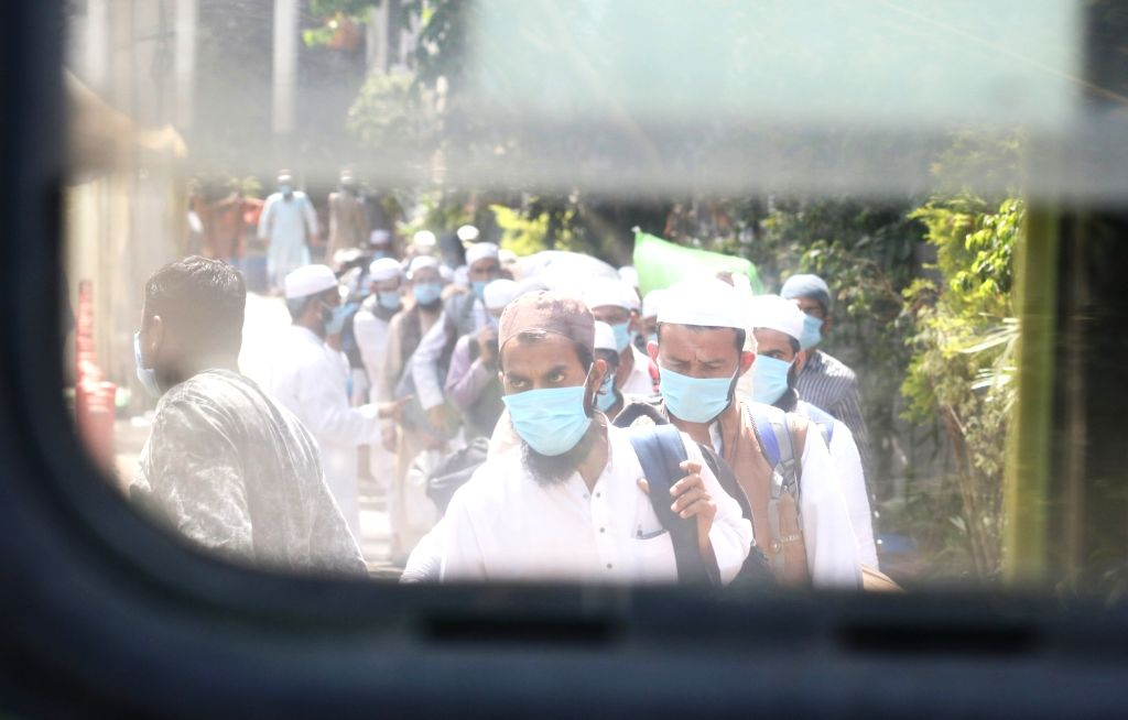 """New Delhi, March 31 (IANS) As the number of Covid-19 cases surge in India, the government has reportedly identified 10 """"hotspots"""" where higher viral transmission has been detected. (File Photo: IANS)"""