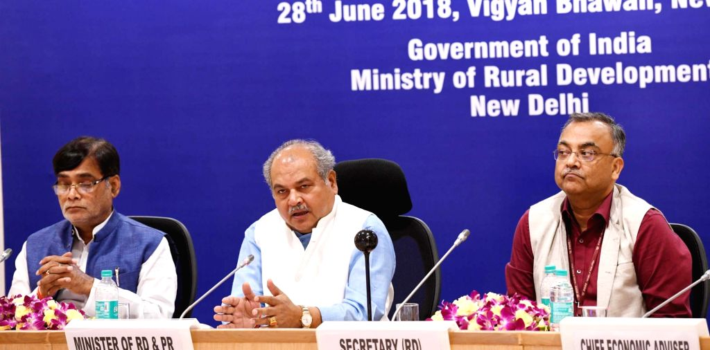 New Delhi: March 31 (IANS) In the wake of the COVID-19 outbreak in the country, the Department of Rural Development in collaboration with the state governments has increased the Mahatma Gandhi National Rural Employment Guarantee Scheme (MGNREGS) wage