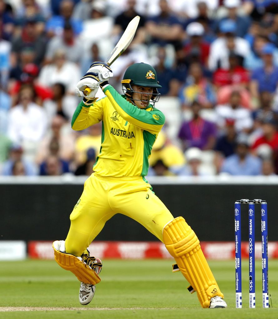 New Delhi, May 10 (IANS) Australia wicket-keeper-batsman Alex Carey said that he can't wait to join Delhi Capitals for the 2020 edition of the Indian Premier League (IPL). Carey was bought by DC for Rs 2.4 crore at the auction prior to the 13th editi - Alex Carey and Surjeet Kumar
