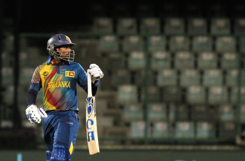 New Delhi, May 10 (IANS) Batting great Sachin Tendulkar was the only Indian who found a place in former Sri Lanka batsman Tillakaratne Dilshan's ODI XI. Dilshan put together a team comprising of top cricketers he played with and against through the c - Tillakaratne Dilsha and Sachin Tendulkar