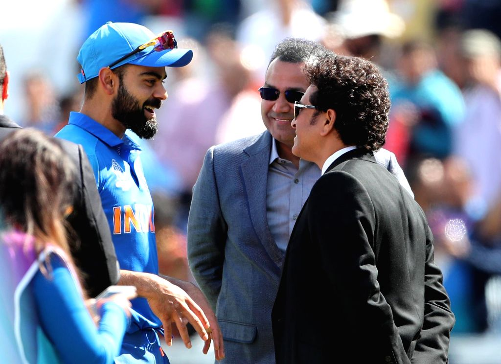 New Delhi, May 10 (IANS) Sachin Tendulkar and Virat Kohli were among India's cricket stars who took to social media to celebrate Mother's Day. With no cricket going on currently due to coronavirus pandemic, former and current players are keeping them - Sachin Tendulkar and Virat Kohli