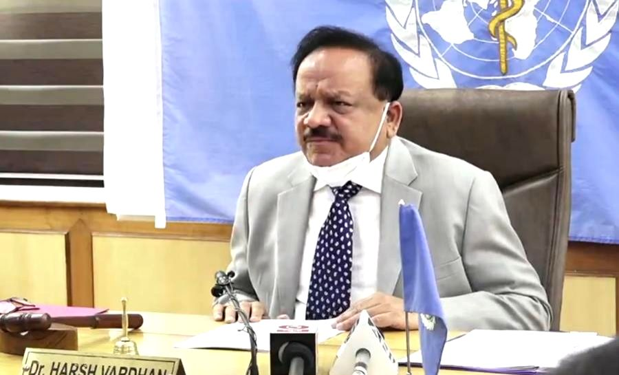 New Delhi, May 24 (IANS) Union Health Minister Harsh Vardhan on Sunday said that at least four of the 14 candidate vaccines for novel coronavirus in the country may enter the clinical trial stage very soon. - Harsh Vardhan