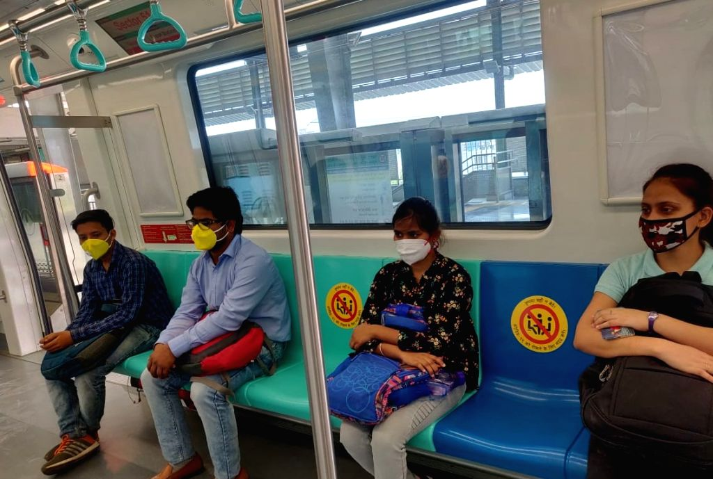 New Delhi, May 31 (IANS) Even as Metro services may be days -- or even few weeks -- away from resumption in the National Capital Region, authorities are already geared up to handle passenger traffic as per the health protocols due to the coronavirus