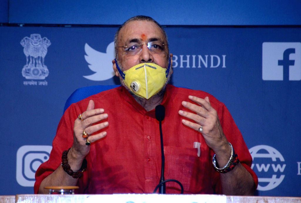 New Delhi, May 31 (IANS) Union Minister of Fisheries, Animal Husbandry and Dairy, Giriraj Singh, has said that a 'blue revolution' in fishing will transform the economy. In a special conversation with IANS on the completion of one year of the second  - Giriraj Singh