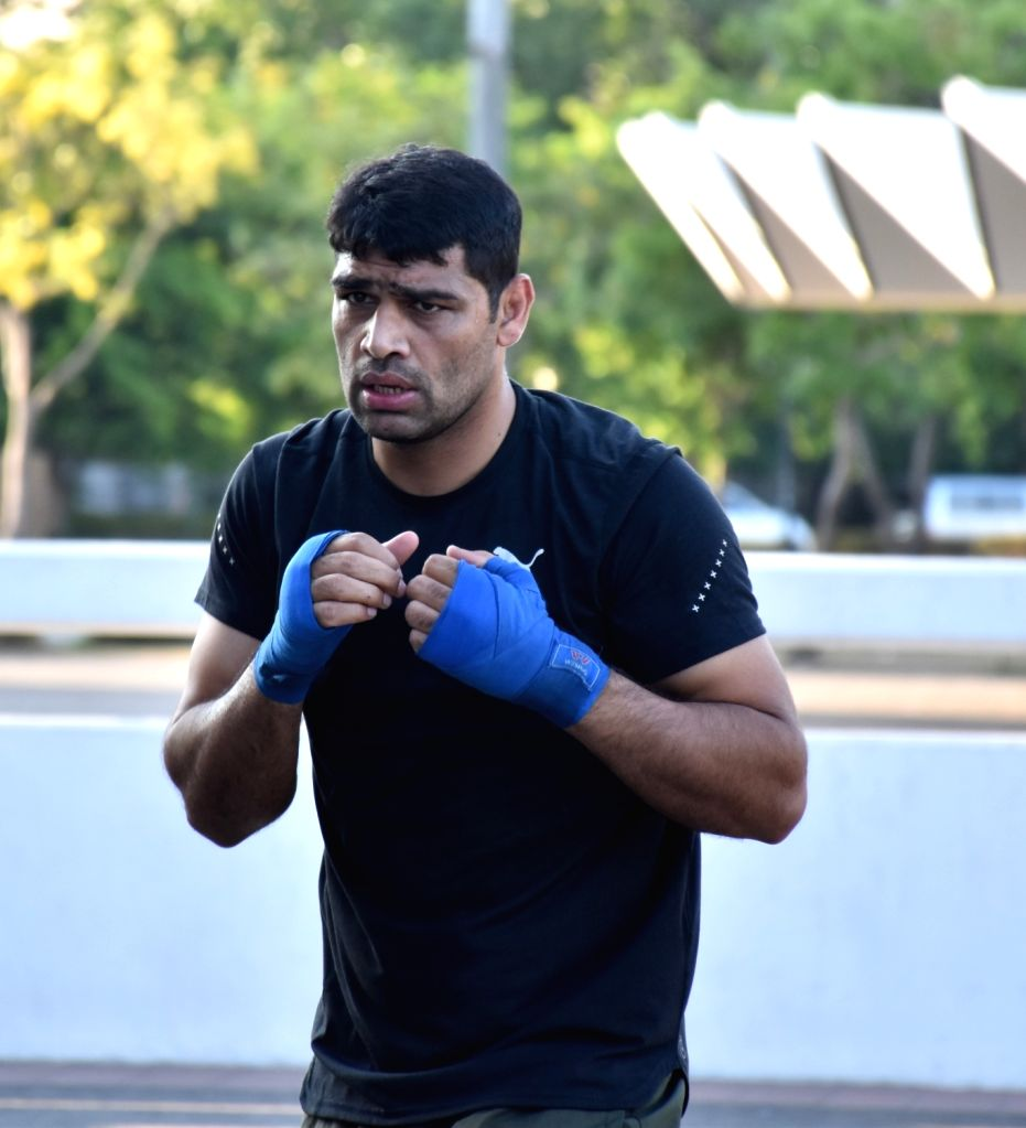 New Delhi, May 6 (IANS) For nearly a decade, Satish Kumar has been India's flagbearer in the men's super heavyweight category. He missed out on qualification to the 2016 Rio Olympics by the barest of margins, but in March this year, he created histor - Satish Kumar