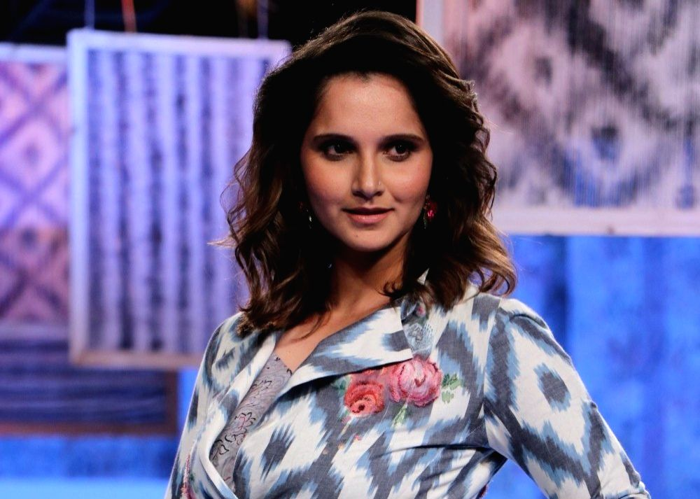 New Delhi, May 7 (IANS) Tennis ace Sania Mirza spoke about the tweet she put up in March when Australian fast bowler Mitchell Starc missed an ODI match to watch his wife and women's cricket star Alyssa Healy play the T20 World Cup final at the Melbou - Mitchell Starc and Sania Mirza