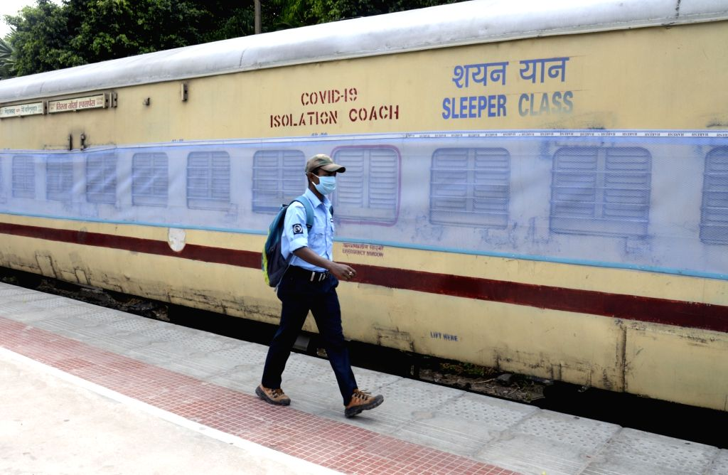 New Delhi, May 7 (IANS) The Indian Railways, which converted 5,231 coaches into isolation wards for the novel coronavirus (COVID-19) patients has decided to send these coaches at 215 stations across the country as pandemic care centres to state autho