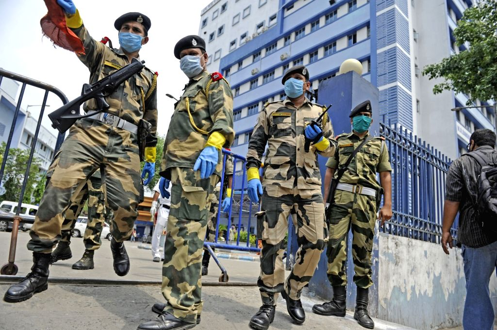 New Delhi, May 8 (IANS) With 30 new cases of novel coronavirus (COVID-19) in the Border Security Force (BSF), the number of infected personnel rose to 223, highest among all the central armed police forces (CAPF). In all, as many as 508 paramilitary