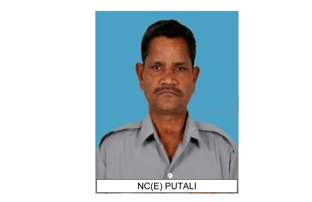 New Delhi: NC(E) Putali one of the 13 persons who died in An-32 aircraft crash in Arunachal Pradesh on June 3. (Photo: IANS/DPRO)