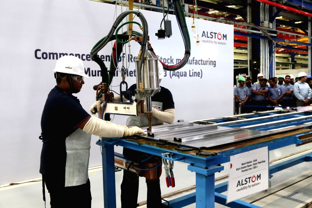 New Delhi, Oct 28 (IANS) French railway giant Alstom has become the first company to be fully certified for the latest onboard and trackside European Train Control System (ETCS) 1 standards, which will improve safety, reliability abd punctuality of t