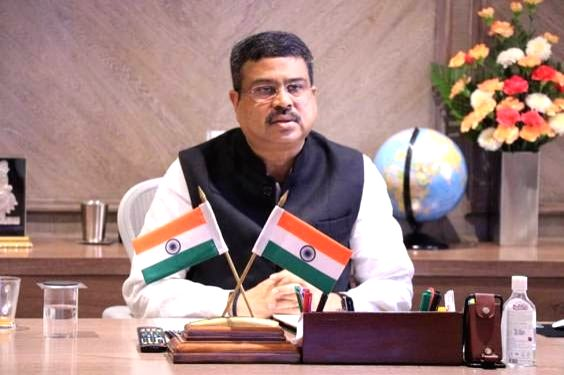 New Delhi, Oct 6 (IANS) As part of the plan to develop a gas-based economy in the country by making natural gas available across the upcountry regions, Petroleum and Natural Gas Minister Dharmendra Pradhan on Tuesday dedicated 42 CNG stations and 3 C - Dharmendra Pradhan