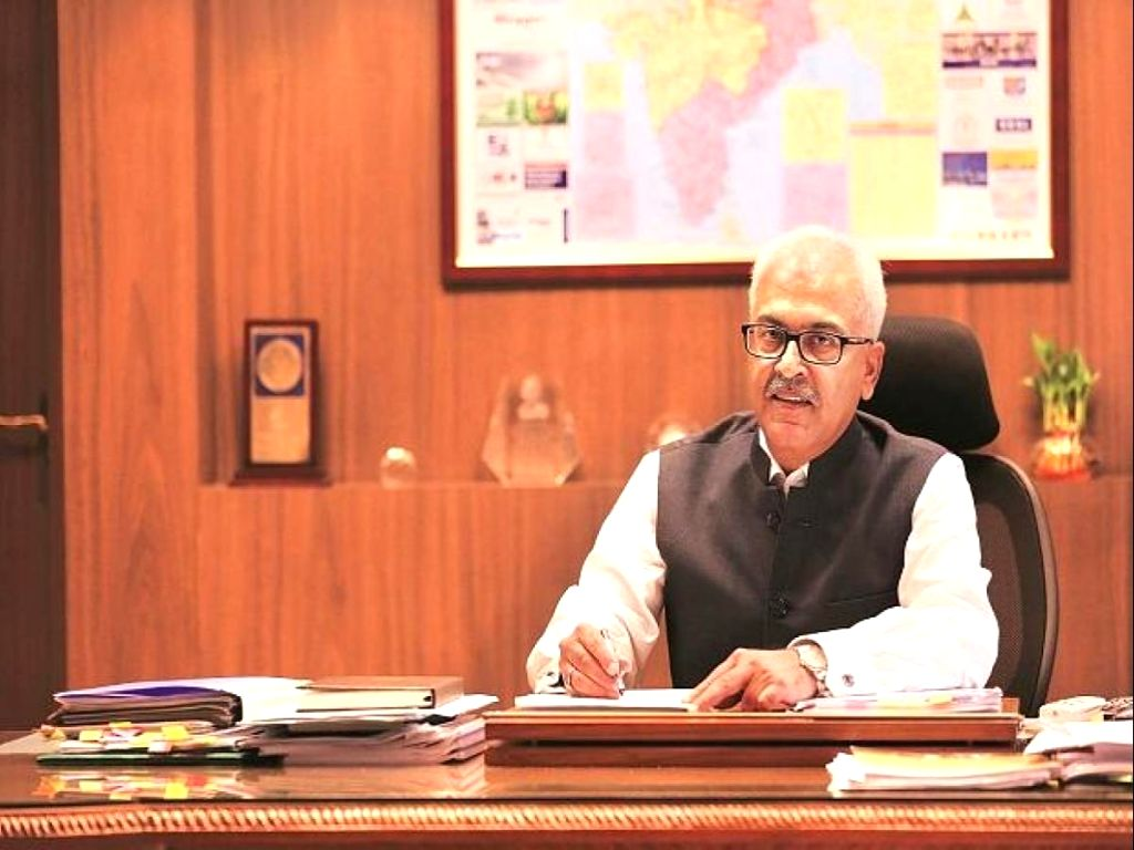 New Delhi: Senior Assam-Meghalaya cadre IAS officer Ajay Kumar Bhalla was appointed Union Home Secretary succeeding incumbent Rajiv Gauba, on Aug 22, 2019. (File Photo: IANS) - Ajay Kumar Bhalla
