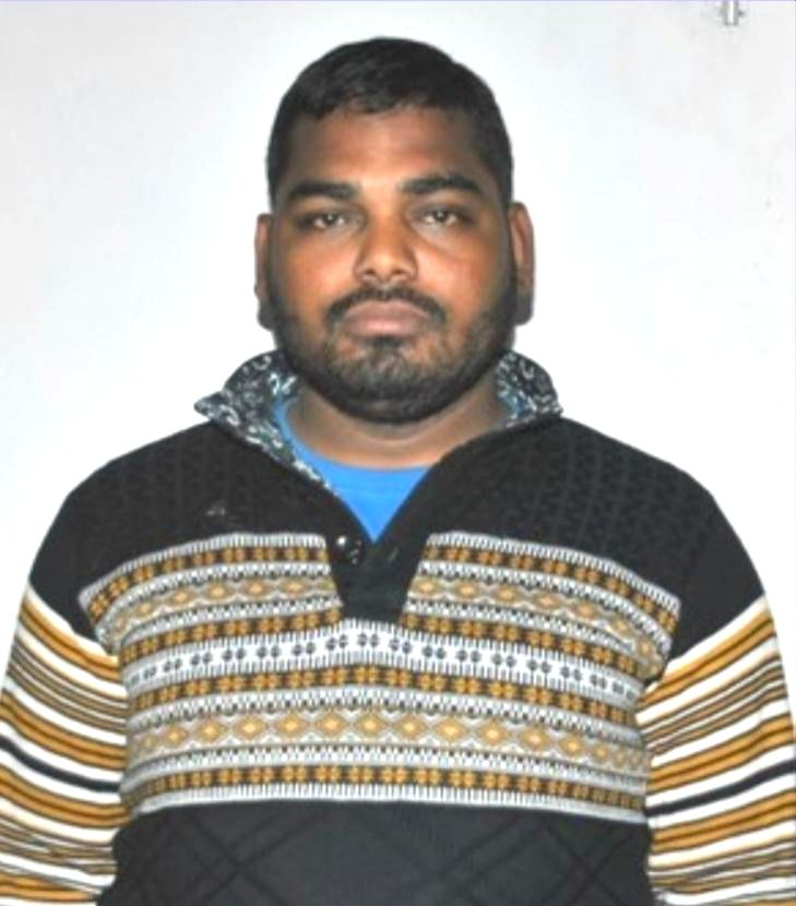 New Delhi: Two criminals Raja Qureshi and Ramesh Bahadur killed an encounter with police in Delhi's Prahladpur near Badarpur on Feb 17, 2020. (Photo: IANS)