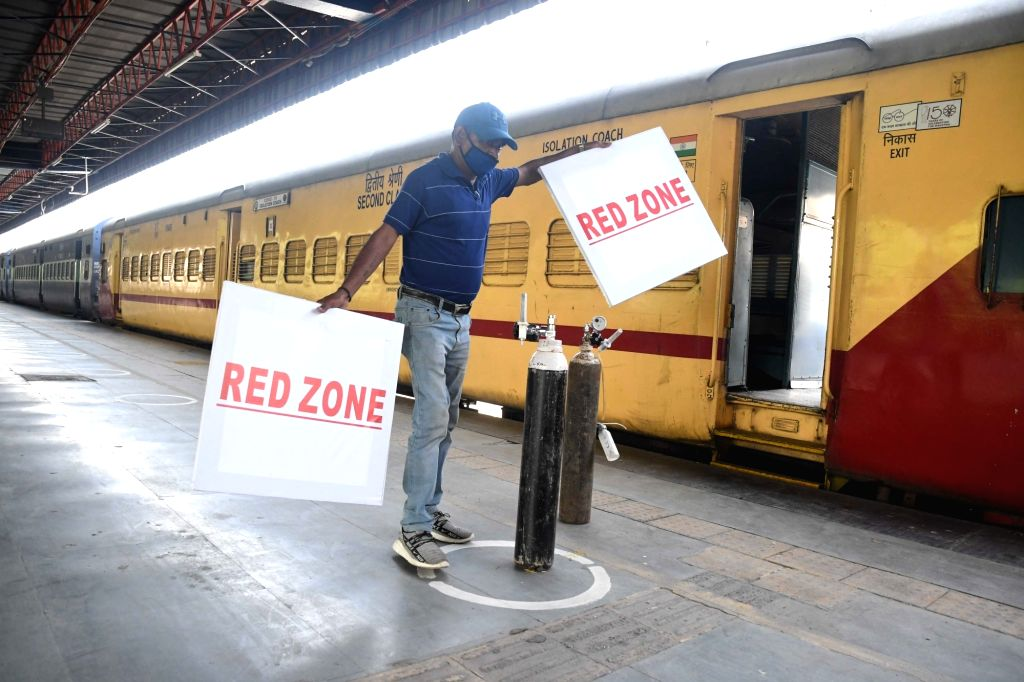 New Delhi/Varanasi, June 22 (IANS) Just three days after the Indian Railways stationed 960 isolation ward coaches for the mild Covid-19 cases across the country, 59 patients were admitted. Of these, eight recovered, said officials on Monday.