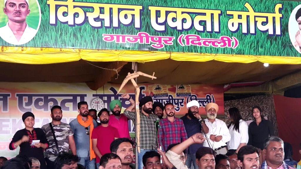 New Delhi : Yuva Kisan Divas lauds youth's role in farmers' movement