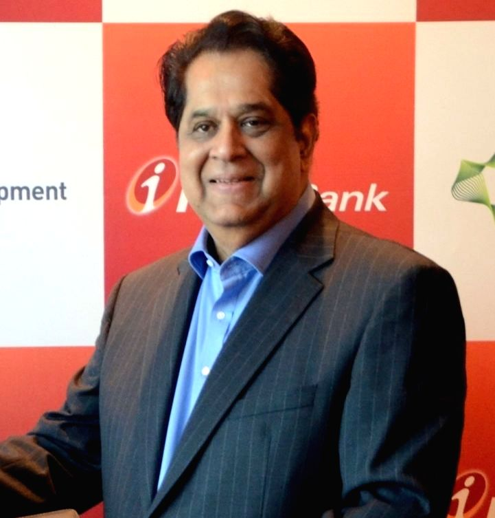 New Development Bank (NDB) President KV Kamath. (File Photo: IANS)