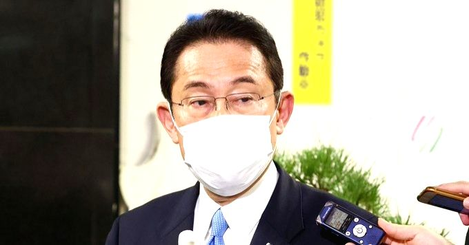 New Japanese PM seeks to tackle Covid while reviving economy
