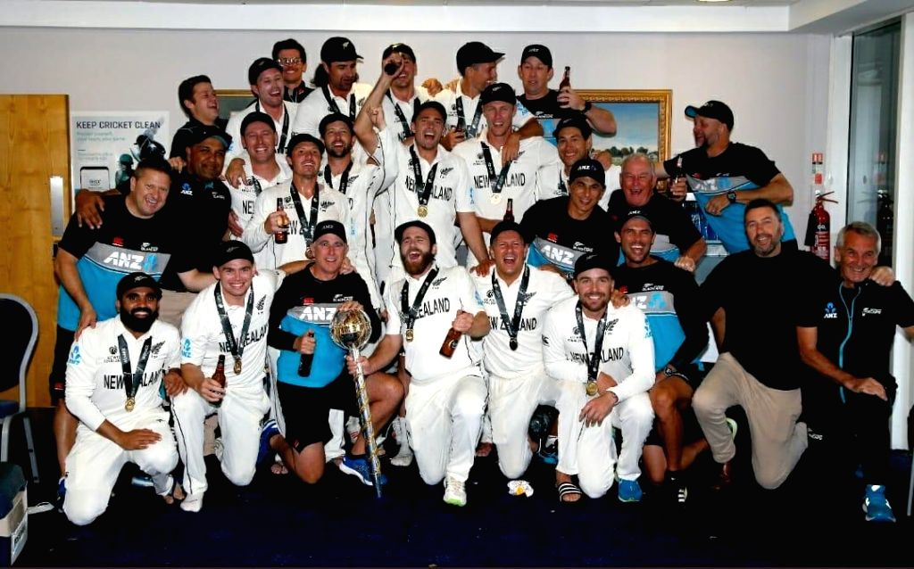 New Zealand are worthy winners (Column: Close-in).(photo:New Zealand Cricket)