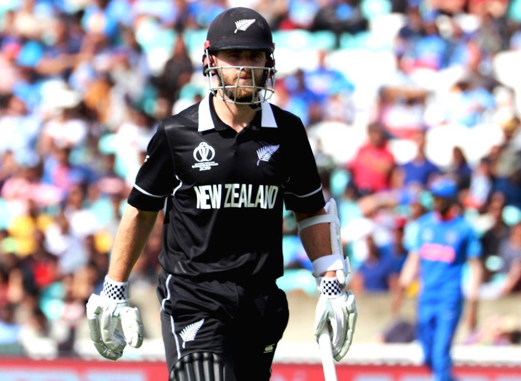 New Zealand's Kane Williamson. (File Photo: IANS)