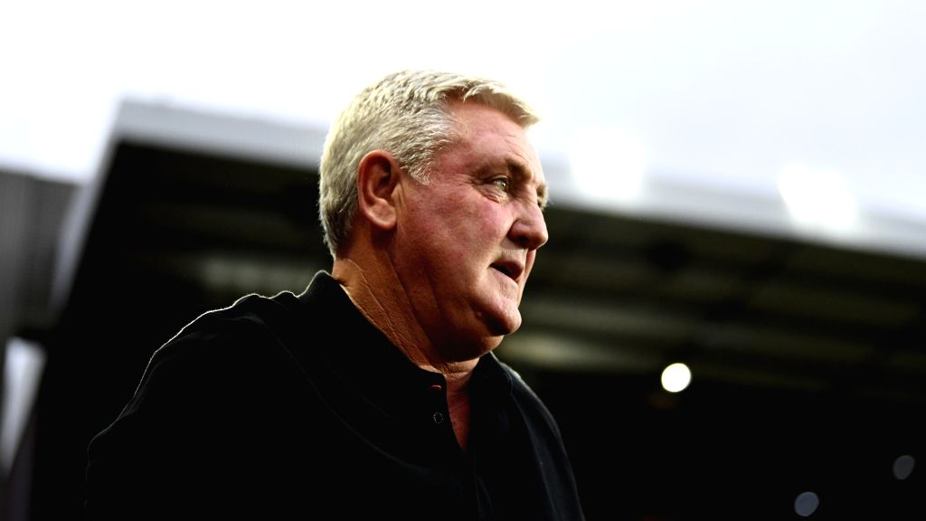 Newly appointed head coach of Newcastle United, Steve Bruce.