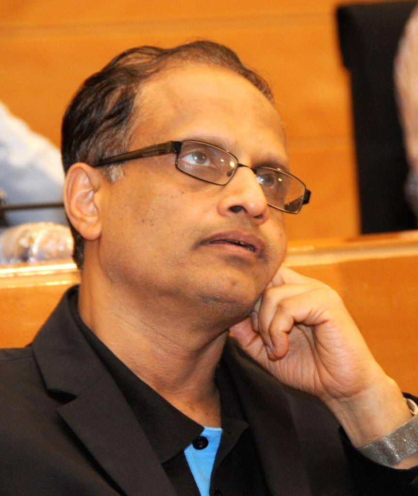 Newly appointed interim Infosys CEO U B Pravin Rao (File Photo: IANS)