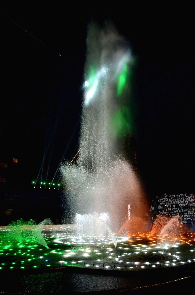 Newly inaugurated Dhirubhai Ambani Square, in Mumbai's Bandra Kurla Complex on March 6, 2019. - Dhirubhai Ambani Square